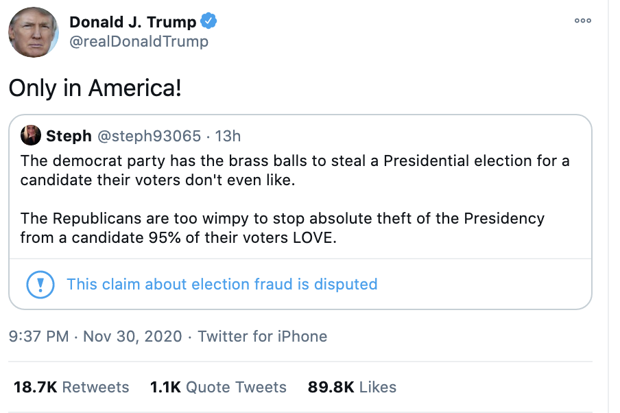 Screen-Shot-2020-12-01-at-7.20.12-AM Trump Throws Childlike Twitter Tantrum Over Arizona Certification Crime Featured National Security Politics Top Stories