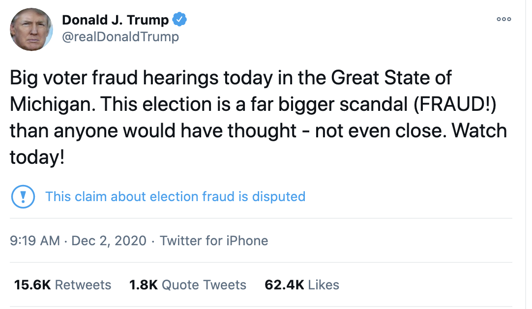 Screen-Shot-2020-12-02-at-9.55.44-AM Trump Freaks Out On Twitter Wednesday Morning After Avalanche Of Bad News Corruption Featured Mental Illness Politics Top Stories
