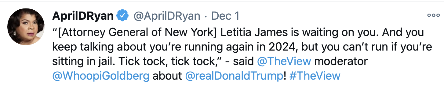 Screen-Shot-2020-12-08-at-12.06.40-PM N.Y. Attorney General Alarms Trump Family With Investigation Declaration Corruption Crime Featured Politics Top Stories