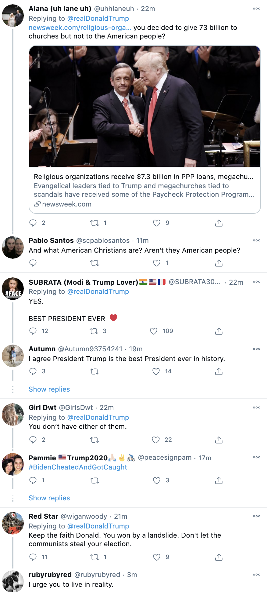 Screen-Shot-2020-12-10-at-8.42.42-AM Trump Yells At SCOTUS During Delirious Early Morning Tweet Frenzy Corruption Crime Featured Politics Top Stories