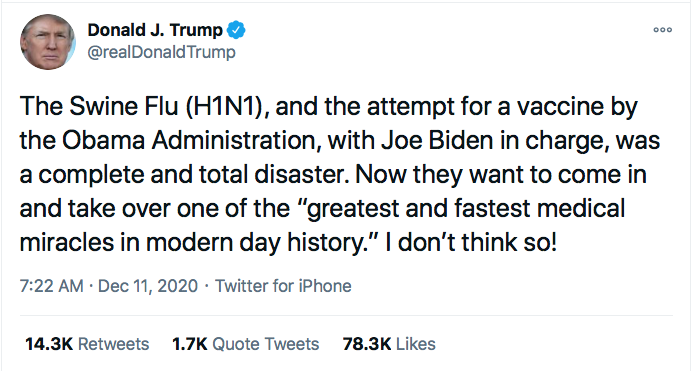 Screen-Shot-2020-12-11-at-9.14.01-AM Trump Targets SCOTUS During 5-Tweet Morning Eruption Of Insanity Conspiracy Theory Donald Trump Election 2020 Featured Politics Top Stories Twitter