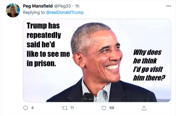 Screen-Shot-2020-12-11-at-9.18.13-AM Trump Targets SCOTUS During 5-Tweet Morning Eruption Of Insanity Conspiracy Theory Donald Trump Election 2020 Featured Politics Top Stories Twitter