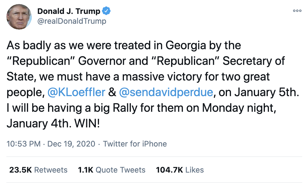 Screen-Shot-2020-12-20-at-8.30.39-AM Trump Tweets Deranged Sunday Response To Martial Law Story Corruption Crime Featured Politics Top Stories