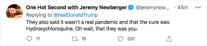 Screen-Shot-2020-12-22-at-10.42.37-AM Trump Tweets Delirious Tuesday COVID Propaganda Message Coronavirus Donald Trump Featured Politics Top Stories Twitter