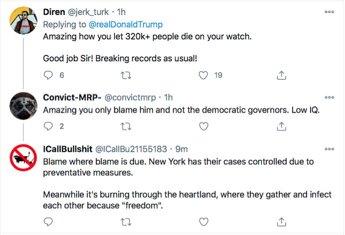 Screen-Shot-2020-12-22-at-10.44.55-AM Trump Tweets Delirious Tuesday COVID Propaganda Message Coronavirus Donald Trump Featured Politics Top Stories Twitter