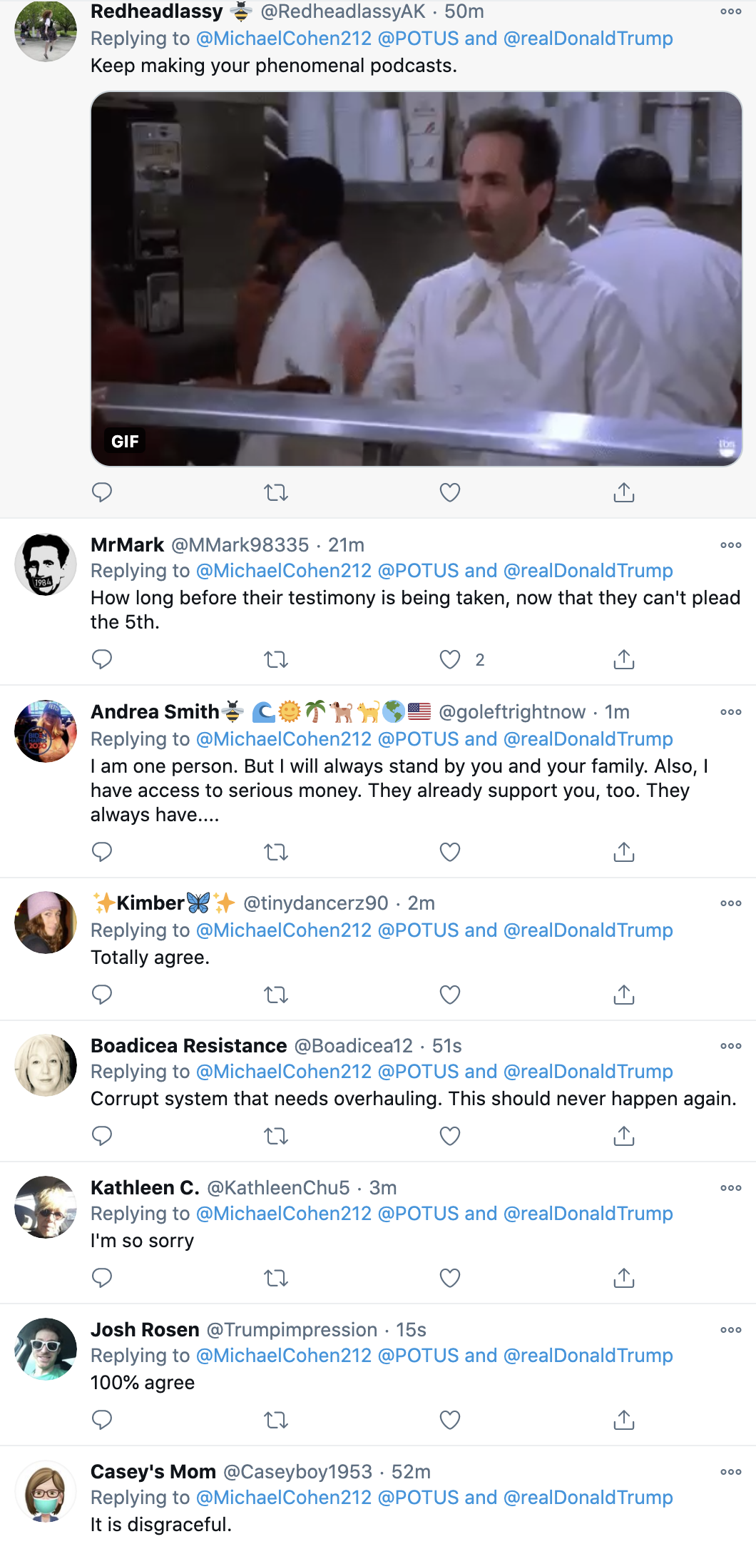 Screen-Shot-2020-12-23-at-7.37.48-PM Michael Cohen Issues Blistering Response To Trump's Pardon Spree Black Lives Matter Crime Featured Politics Top Stories