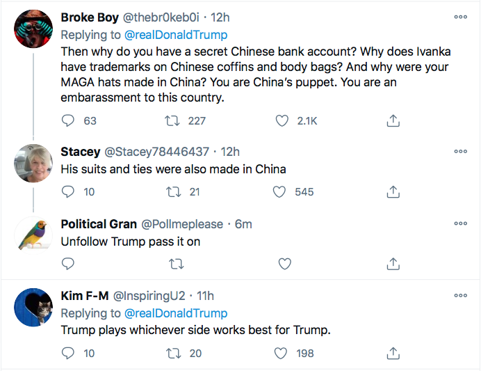 Screen-Shot-2020-12-27-at-10.27.57-AM Trump Rages At Michigan A.G. During Twitter Meltdown Conspiracy Theory Donald Trump Election 2020 Featured Politics Top Stories Twitter