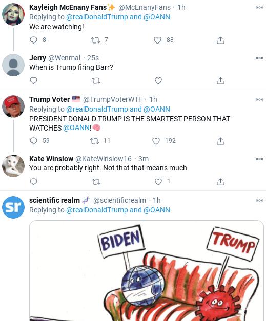Screenshot-2020-12-01-at-3.45.17-PM Trump Has Afternoon Meltdown As His Fraud Conspiracies Collapse Corruption Donald Trump Election 2020 Politics Social Media Top Stories