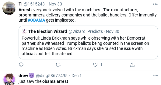 Screenshot-2020-12-02-at-12.45.58-PM Desperate Trump Supporters Claim That Obama Was Arrested Donald Trump Politics Social Media Top Stories