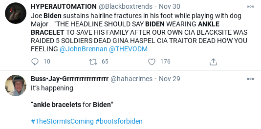Screenshot-2020-12-02-at-12.49.03-PM Desperate Trump Supporters Claim That Obama Was Arrested Donald Trump Politics Social Media Top Stories