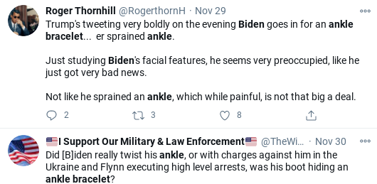 Screenshot-2020-12-02-at-12.49.35-PM Desperate Trump Supporters Claim That Obama Was Arrested Donald Trump Politics Social Media Top Stories