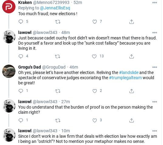 Screenshot-2020-12-06-at-1.49.41-PM Jenna Ellis Has Public Meltdown After Avalanche Of Court Losses Donald Trump Politics Social Media Top Stories