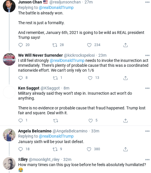 Screenshot-2020-12-30-at-2.43.18-PM Trump Rage Tweets About The 'Rigged Election' & Declares Victory Donald Trump Election 2020 Politics Top Stories