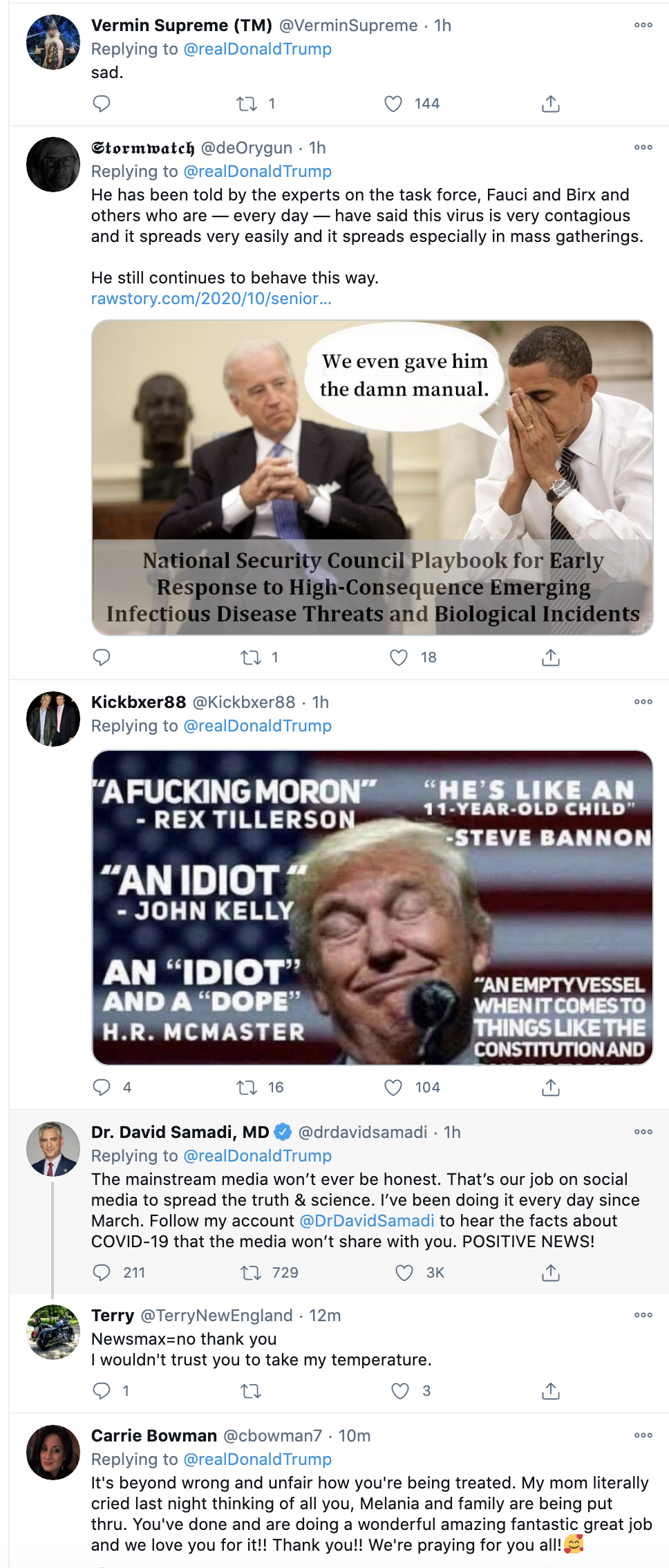 Screen-Shot-2021-01-03-at-10.26.45-AM Trump Sees Sunday Shows Clowning Him & Erupts Into Fit Of Rage Corruption Donald Trump Featured Politics Top Stories
