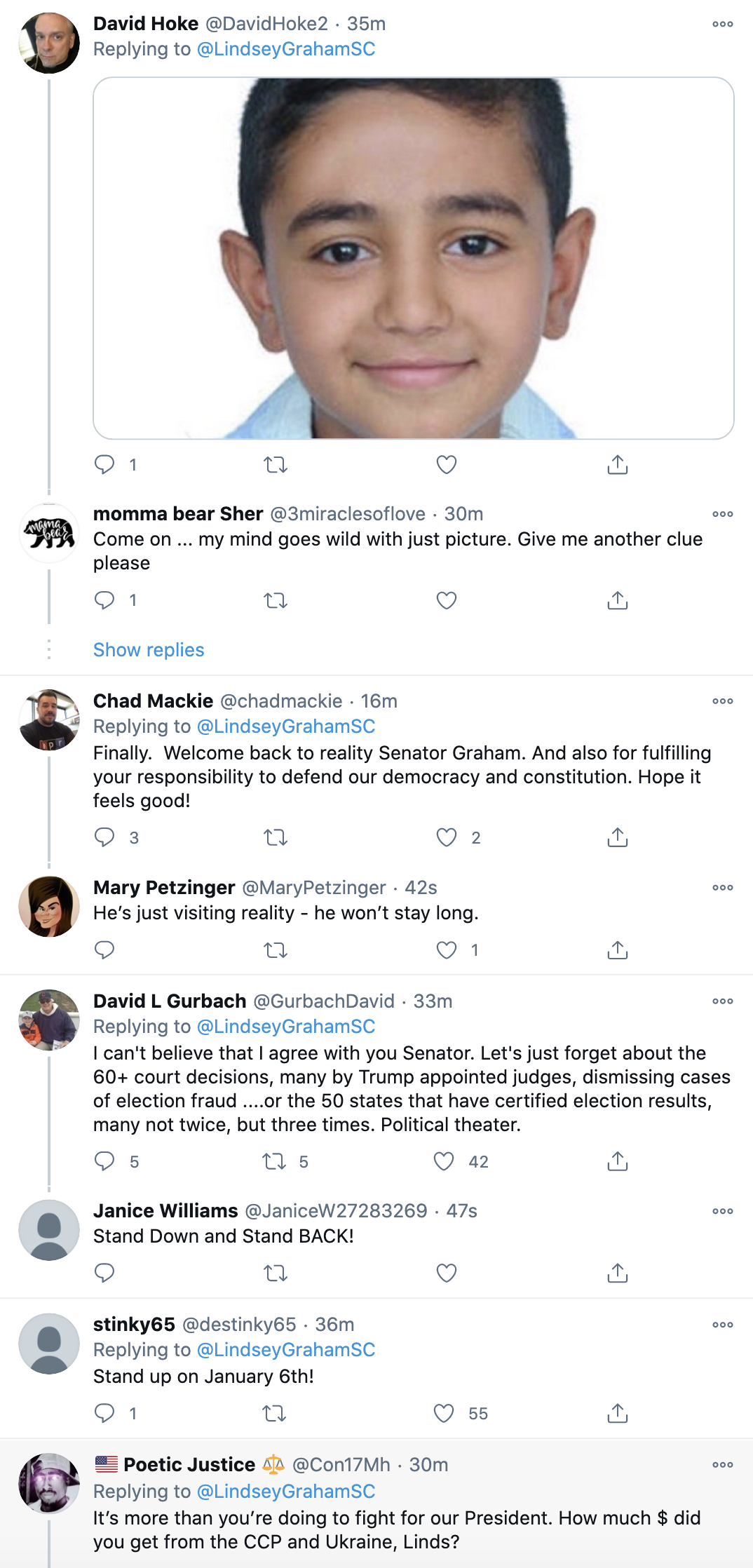 Screen-Shot-2021-01-03-at-11.15.33-AM Lindsey Graham Publicly Ditches The 11-GOP Traitors Corruption Donald Trump Featured Politics Top Stories