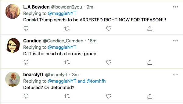 Screen-Shot-2021-01-06-at-4.08.01-PM Police Find Explosive Device In D.C. As Armed Trump Supporters Swarm Conspiracy Theory Donald Trump Election 2020 Featured Politics Top Stories Twitter