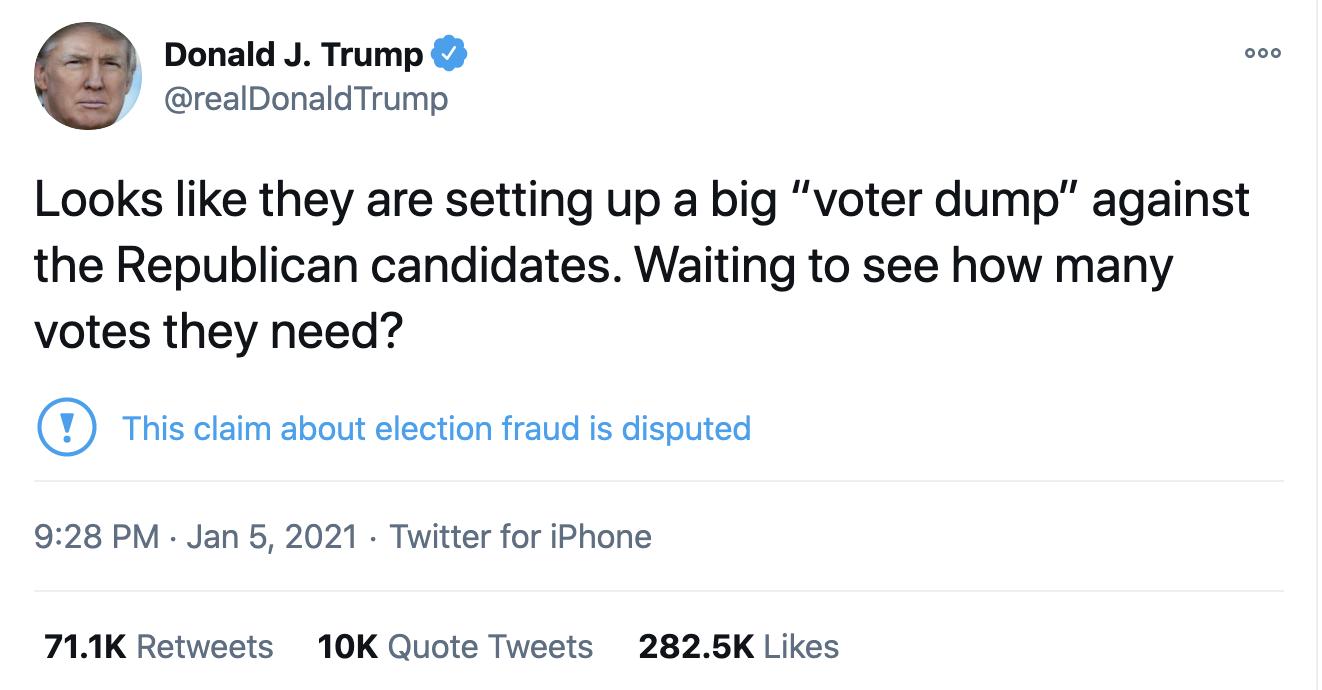 Screen-Shot-2021-01-06-at-8.45.26-AM Eric Trump Has Emotional Meltdown Over GA Election Loss Corruption Crime Donald Trump Politics Top Stories