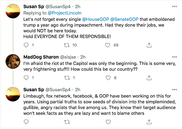 Screen-Shot-2021-01-09-at-1.10.10-PM 'The Lincoln Project' Hits GOP Hard Over Failed Coup Attempt Donald Trump Election 2020 Featured Politics Top Stories