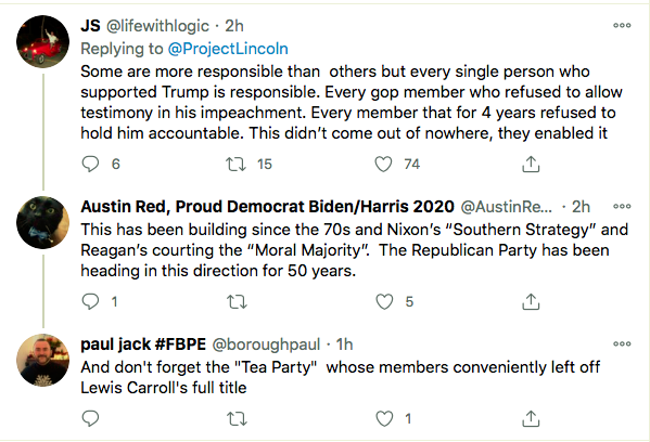 Screen-Shot-2021-01-09-at-1.11.07-PM 'The Lincoln Project' Hits GOP Hard Over Failed Coup Attempt Donald Trump Election 2020 Featured Politics Top Stories