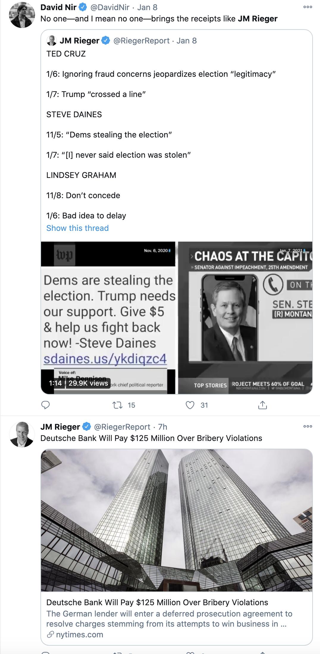 Screen-Shot-2021-01-10-at-2.37.08-PM Colin Powell Shames Trump & GOP Over MAGA Insurrection Crime Donald Trump Featured Politics Top Stories