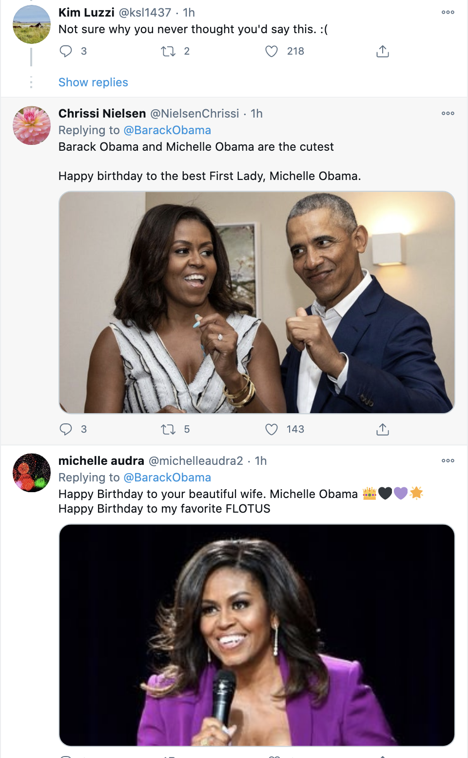 Screen-Shot-2021-01-17-at-10.00.20-AM Obama Tweets Heart-Warming Sunday Message Of Love To Michelle Featured Feminism Politics Top Stories Women's Rights