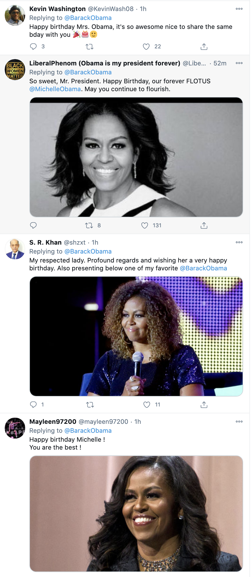 Screen-Shot-2021-01-17-at-10.01.50-AM Obama Tweets Heart-Warming Sunday Message Of Love To Michelle Featured Feminism Politics Top Stories Women's Rights