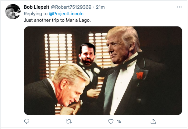 Screen-Shot-2021-01-30-at-2.22.45-PM 'The Lincoln' Project Smokes 'Traitor' GOP Leader In Latest Video Release Conspiracy Theory Donald Trump Featured Politics Top Stories