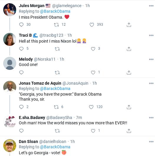 Screenshot-2021-01-04-at-2.26.09-PM The Obamas Make Last-Minute Move To Flip Georgia Blue Donald Trump Politics Social Media Top Stories