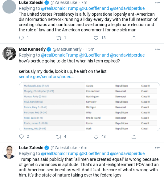 Screenshot-2021-01-05-at-10.22.47-AM Trump Has Election-Morning Mental Episode Over Georgia Runoff Corruption Donald Trump Election 2020 Politics Social Media Top Stories