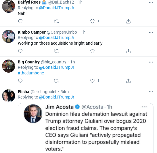 Screenshot-2021-01-25-at-10.14.15-AM Trump Jr. Freaks Out Online After Biden Erases Daddy's Legacy Corruption Donald Trump Politics Social Media Top Stories