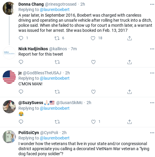 Screenshot-2021-01-27-at-5.04.42-PM Lauren Boebert Has Embarrassing Public Meltdown Over Impeachment Politics Social Media Top Stories