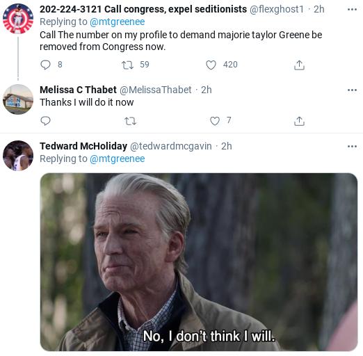 Screenshot-2021-01-28-at-2.32.14-PM Qanon Crazy Rep. Greene Has Unhinged Wednesday Meltdown Donald Trump Politics Social Media Top Stories
