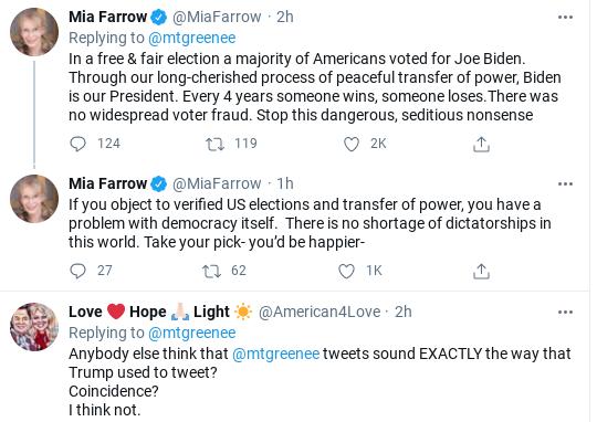 Screenshot-2021-01-30-at-1.33.21-PM Trump Surfaces To Call Qanon Crazy Marjorie Taylor Greene Donald Trump Politics Social Media Top Stories
