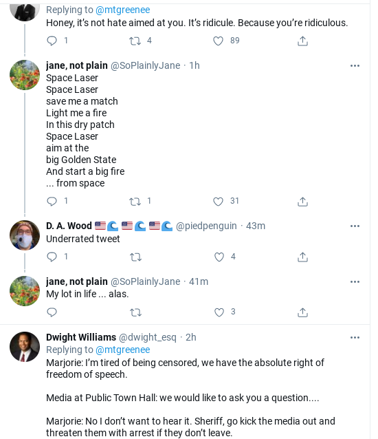 Screenshot-2021-01-30-at-1.35.57-PM Trump Surfaces To Call Qanon Crazy Marjorie Taylor Greene Donald Trump Politics Social Media Top Stories
