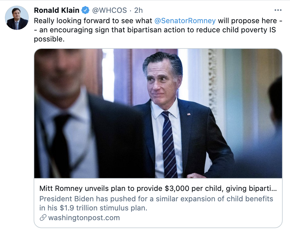 Screen-Shot-2021-02-04-at-12.53.48-PM Romney Pushes GOP Aside & Offers Cash Payments To Families Featured Politics Social Media Top Stories