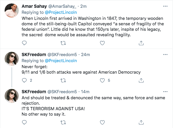 Screen-Shot-2021-02-06-at-10.27.34-AM 'The Lincoln Project' Strikes Again To Roast The GOP Traitors Conspiracy Theory Donald Trump Featured Politics Top Stories Twitter Videos