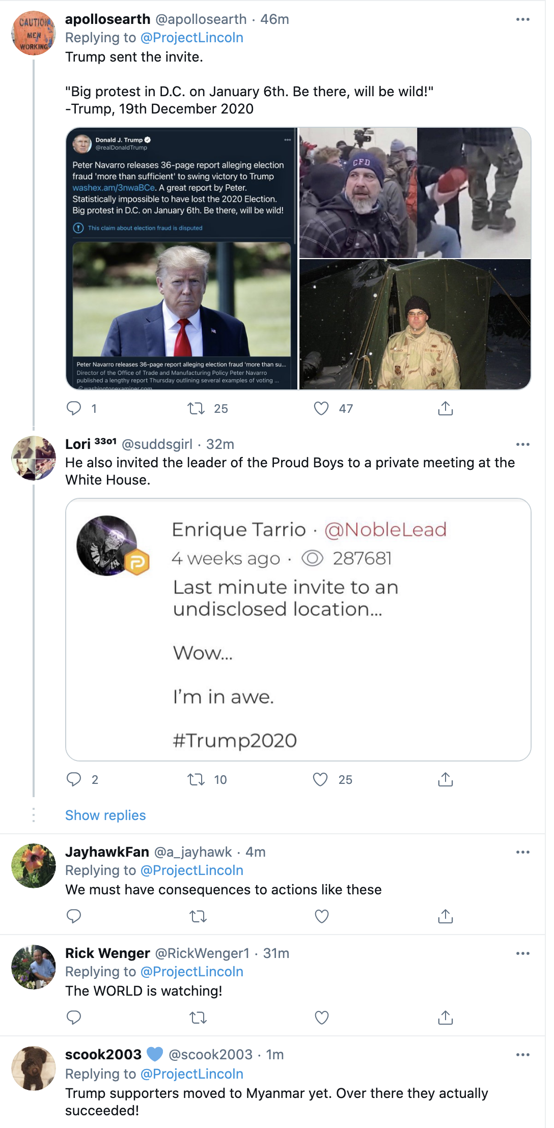 Screen-Shot-2021-02-08-at-8.52.37-AM 'The Lincoln Project' Kicks Impeachment Week Off With A Bang Corruption Crime Featured Politics Top Stories