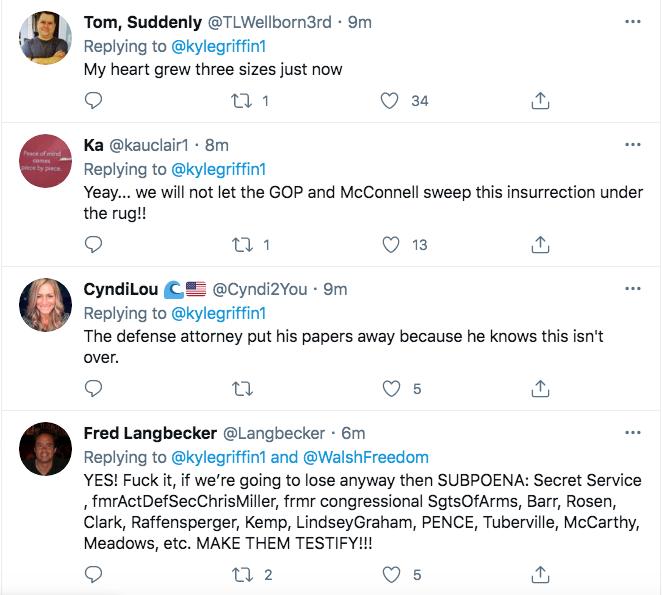 Screen-Shot-2021-02-13-at-10.35.56-AM 5 GOP Senators Betray Trump During Saturday Trial Surprise Donald Trump Featured Politics Top Stories Twitter