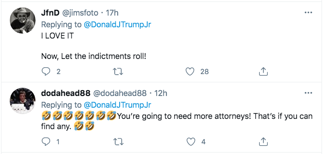 Screen-Shot-2021-02-14-at-10.01.06-AM Donald Trump Jr. Yells At Mitch McConnell Like A Maniac Crime Donald Trump Featured Politics Top Stories Twitter