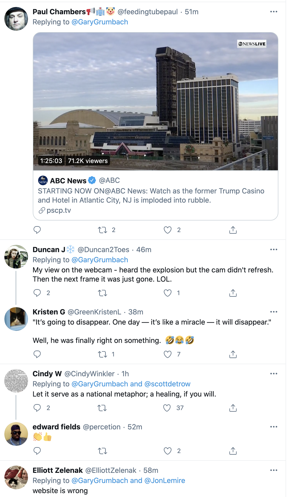 Screen-Shot-2021-02-17-at-9.00.18-AM Trump's Bankrupt Hotel And Casino Implodes Amid Cheers Corruption Donald Trump Featured Politics Top Stories
