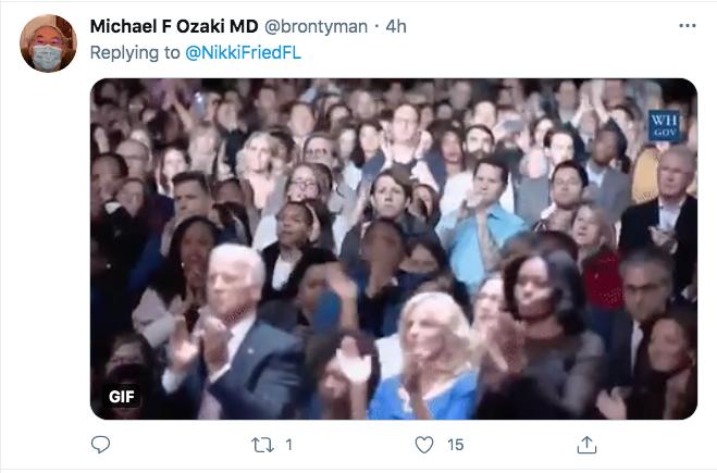 Screen-Shot-2021-02-22-at-5.43.55-PM Florida Thwarts Ron DeSantis Attempt To Honor Rush Limbaugh Donald Trump Featured Hate Speech Politics Top Stories Twitter
