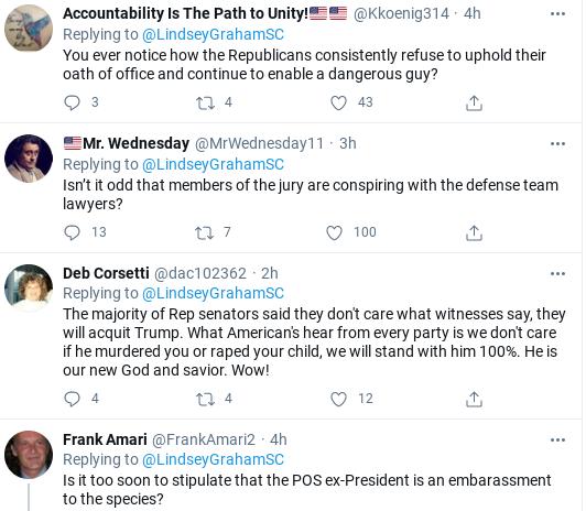 Screenshot-2021-02-13-at-2.18.59-PM Lindsey Graham Loses Control & Humiliates Himself Amid Trump's Trial Donald Trump Politics Social Media Top Stories
