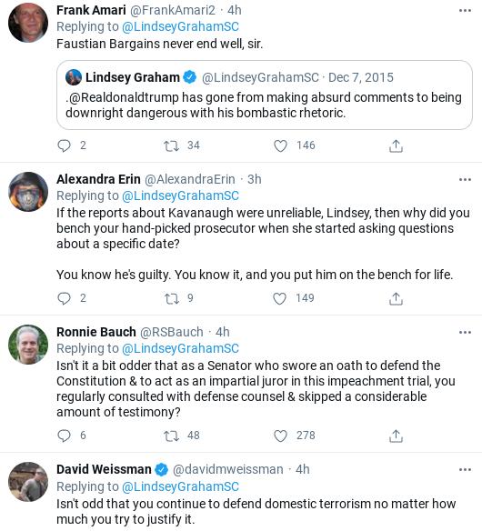 Screenshot-2021-02-13-at-2.19.23-PM Lindsey Graham Loses Control & Humiliates Himself Amid Trump's Trial Donald Trump Politics Social Media Top Stories