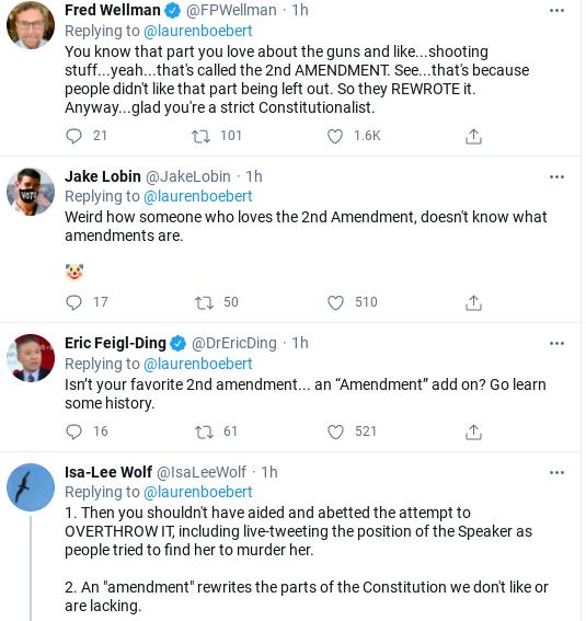 Screenshot-2021-02-19-at-5.31.37-PM Lauren Boebert Embarrasses Herself With Delirious Friday Rant Politics Social Media Top Stories
