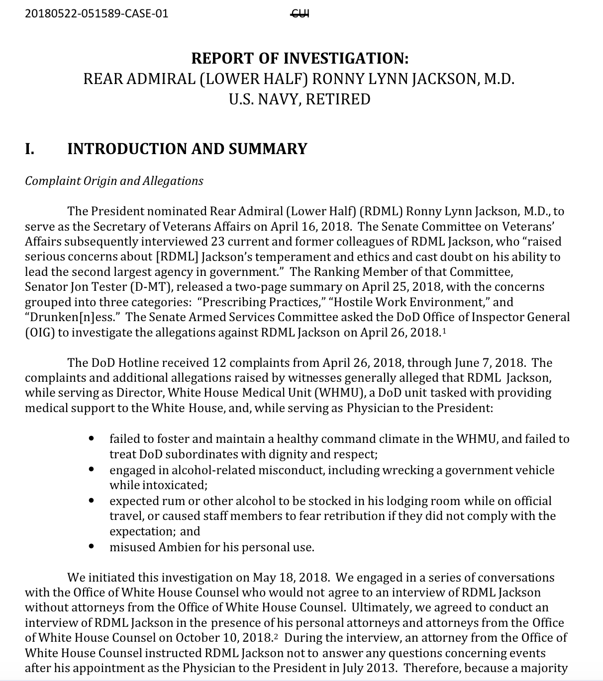 Screen-Shot-2021-03-03-at-2.38.45-PM U.S. Inspector General Condemns Republican Congressman For Widespread Abuse Corruption Crime Featured Politics Top Stories
