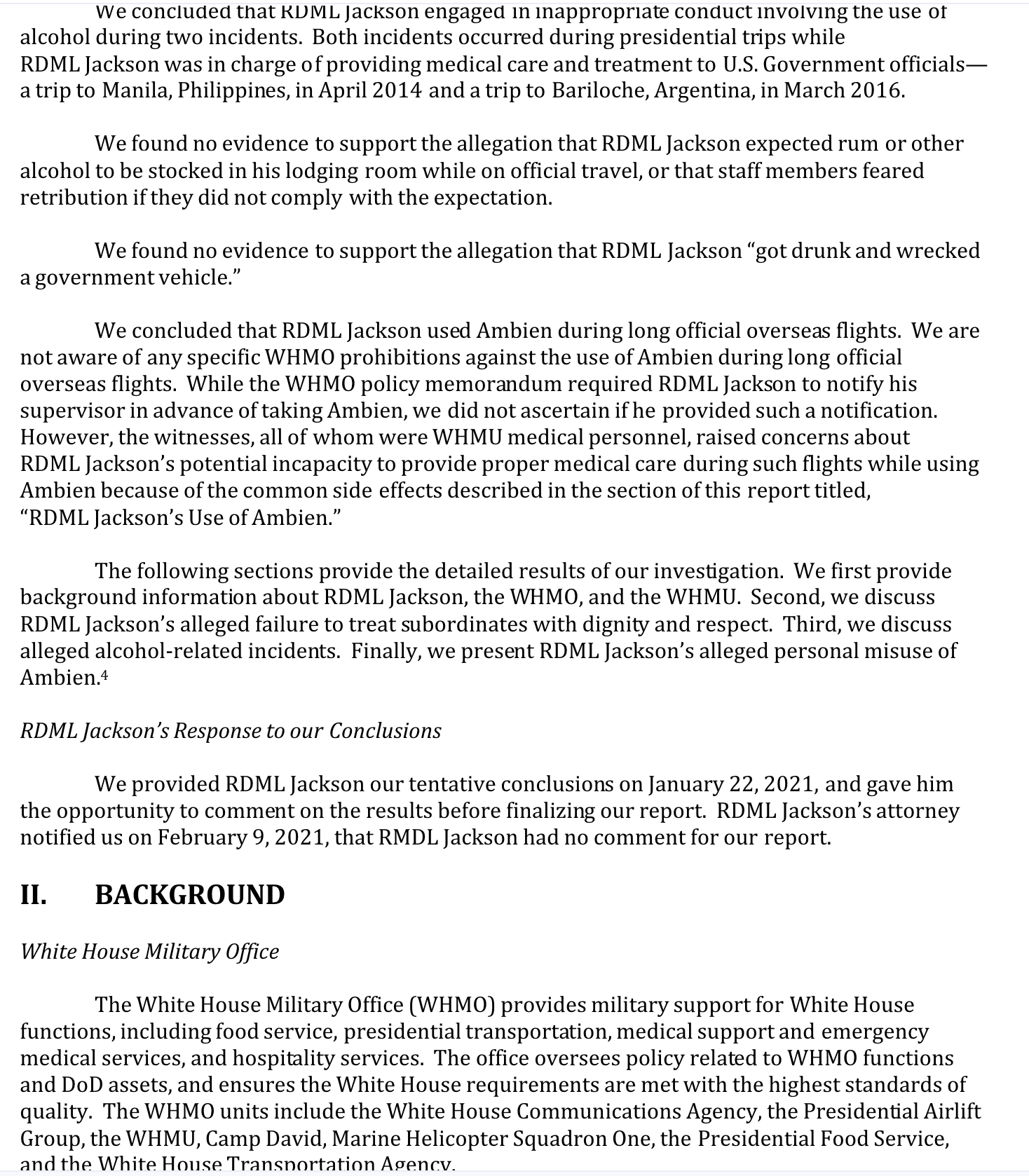 Screen-Shot-2021-03-03-at-2.40.47-PM U.S. Inspector General Condemns Republican Congressman For Widespread Abuse Corruption Crime Featured Politics Top Stories