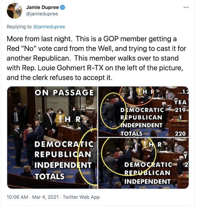 Screen-Shot-2021-03-04-at-11.46.36-AM GOP Accused Of Federal Ethics Violation For Attempt To Change Votes Corruption Crime Featured Politics Top Stories