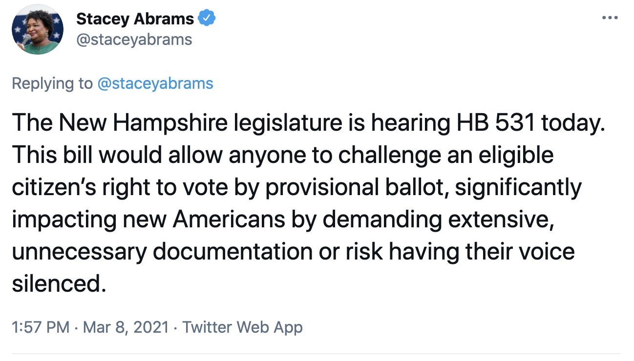 Screen-Shot-2021-03-08-at-2.15.52-PM Stacey Abrams Makes Power Move To Thwart GOP Voter Suppression Corruption Crime Featured Politics Top Stories