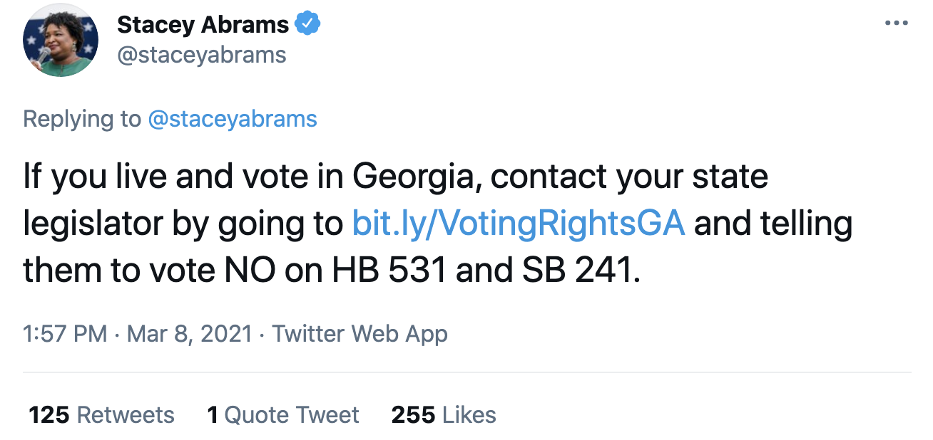 Screen-Shot-2021-03-08-at-2.18.59-PM Stacey Abrams Makes Power Move To Thwart GOP Voter Suppression Corruption Crime Featured Politics Top Stories