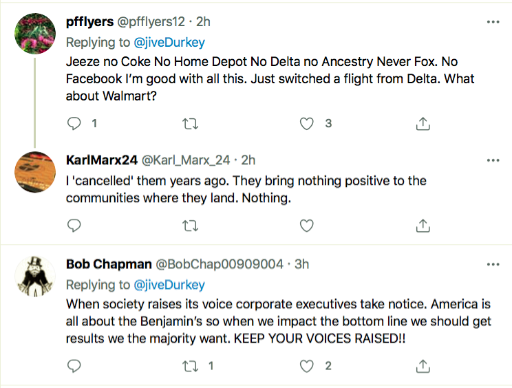 Screen-Shot-2021-03-31-at-6.01.45-PM Coca-Cola Takes Stands Up Against Voter Suppression In Georgia Activism Donald Trump Featured Politics Top Stories Twitter
